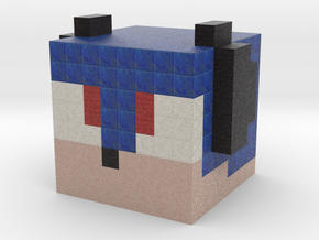 Loopy's Head in Full Color Sandstone