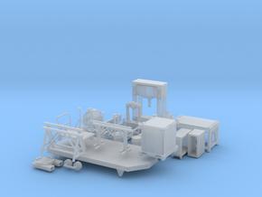 H0 1:87 Werkstatteinrichtung Set 01 in Smooth Fine Detail Plastic
