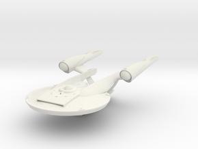 Yelchin Class Refit Cruiser in White Natural Versatile Plastic