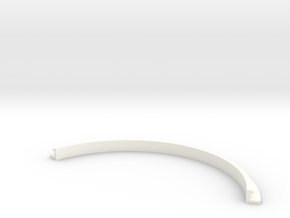 Gocc3 in White Strong & Flexible Polished