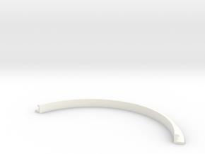 Gocc3 in White Processed Versatile Plastic