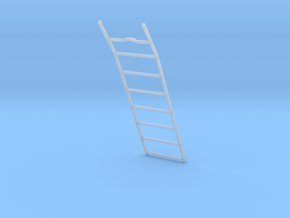 12a-Ladder A09 & A10 in Smooth Fine Detail Plastic