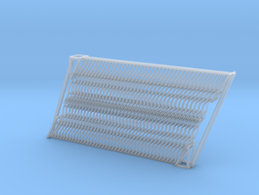 Auto Frames for Gondola - N scale in Smoothest Fine Detail Plastic