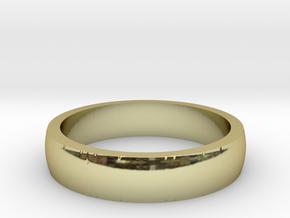 Model-9cef518059b8b7f961e8b65faa3c1a97 in 18k Gold Plated Brass