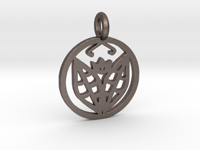 New flowers bloom in Polished Bronzed Silver Steel
