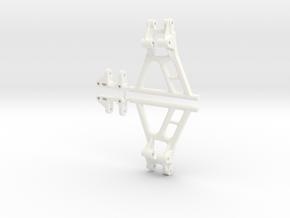 Tamiya Hornet Front Suspension, No Mount 045011-20 in White Processed Versatile Plastic