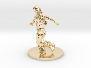 Dryad in 14k Gold Plated Brass