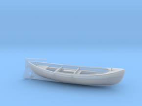 1/48 USN 26-foot Motor whaleboat in Smooth Fine Detail Plastic