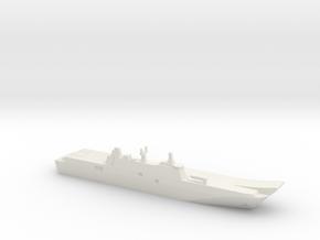 ESPS Juan Carlos I (L61), 1/3000 in White Natural Versatile Plastic
