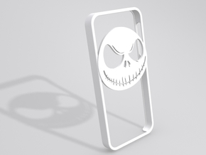 Jack iPhone 5 Case in White Strong & Flexible