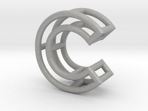 C in Aluminum