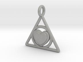 Necklace in Aluminum