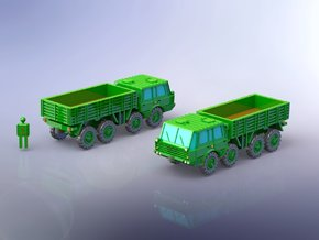 Tatra 813 Kolos 8x8 Truck 1/285 6mm in Smooth Fine Detail Plastic