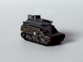 Sherman BARV 1/285 6mm in Frosted Ultra Detail