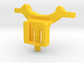 Specialized SWAT / Cateye Adapter in Yellow Strong & Flexible Polished