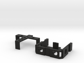 1/10 Scale Rotopax Mounting Bracket in Black Strong & Flexible