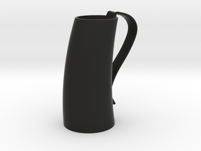 Game of Thrones Horn Mug in Black Natural Versatile Plastic