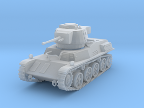 PV123B 38M Toldi IIa Light Tank (1/100) in Smooth Fine Detail Plastic