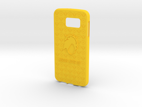 Mercy Galaxy S6 in Yellow Processed Versatile Plastic