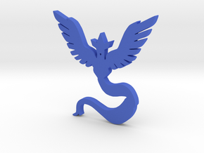 Team Mystic - Pokemon Go in Blue Strong & Flexible Polished