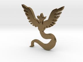 Team Mystic - Pokemon Go in Natural Bronze