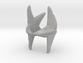 Starfish napkin holder in Aluminum