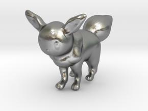 Eevee in Natural Silver