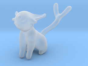 Espeon in Smooth Fine Detail Plastic