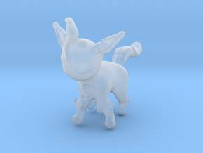 Leafeon in Smooth Fine Detail Plastic