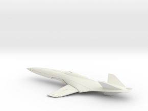 E3 Jet - Concept Design Quest in White Natural Versatile Plastic