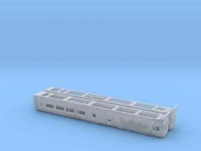NZ120 Silver fern Railcar (1/3)  in Smoothest Fine Detail Plastic