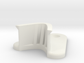 Oculus Rift CV1 Wall Mount in White Natural Versatile Plastic