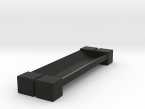 Spider-Man Homecoming Web Fluid Cartridge (v3) in Black Natural Versatile Plastic