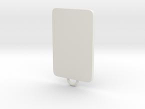USCM2 in White Natural Versatile Plastic