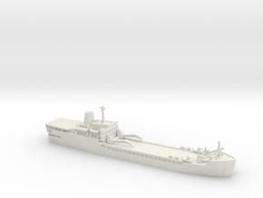 1/700 Falklands Conflict RFA Sir Lancelot LSL in White Natural Versatile Plastic