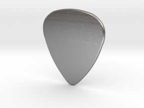 Blank Pick 1.5mm in Natural Silver