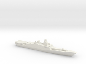 Project 12441U Training Ship, 1/3000 in White Natural Versatile Plastic
