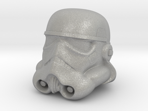 Storm Trooper Helmet  in Aluminum