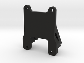 QAV 35° GoPro Mount for Modular Mounting System in Black Strong & Flexible