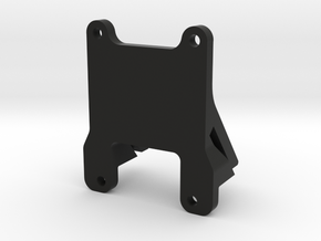 QAV 40° GoPro Mount for Modular Mounting System in Black Strong & Flexible