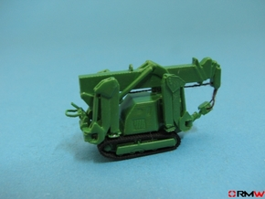 HO/1:87 Mini Crawler Crane Set A kit in Smooth Fine Detail Plastic