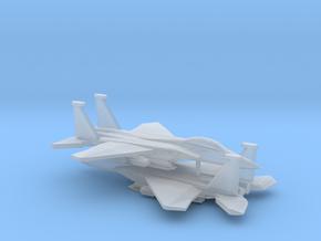 1/350 F-15E Advanced Strike Eagle (x2) in Smooth Fine Detail Plastic