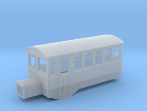 009 HOe Railbus 40 single ended  in Frosted Ultra Detail