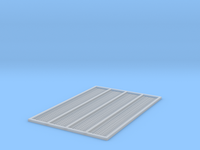 HO 4 Bolt Fishplates X 200 in Smooth Fine Detail Plastic