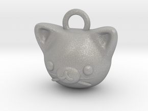 CUTEY KITTY PENDANT in Aluminum