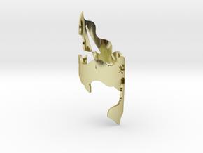 Model-13f71217ac2acb03770abf8978388b60 in 18k Gold Plated Brass