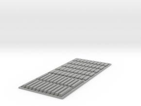 Zinc Anodes AHTS  in Metallic Plastic