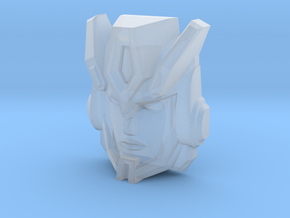 Cybertron Override Faceplate (Titans Return) in Frosted Extreme Detail