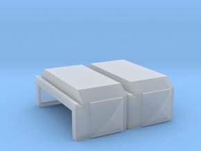 EMD Short Air Filter Hatch (N - 1:160) 2X in Smoothest Fine Detail Plastic