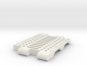 Transformers TR ramp in White Natural Versatile Plastic